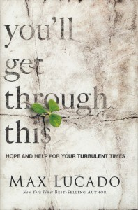 Youll Get Through This - Max Lucado book cover