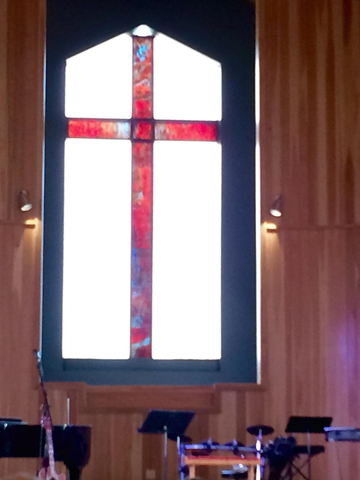 stained glass cross bv co