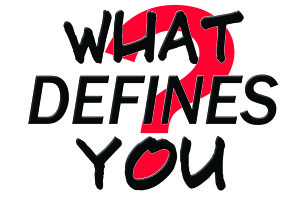 What Defines You - BW